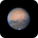 Mars close to closest approach 2020,                                Niall MacNeill
