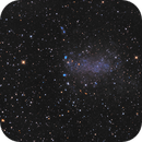 NGC 6822,                                Jarrod McKnelly