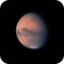 Mars on 27th July 2020 (LRGB),                                Henning Schmidt