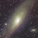 M31 Andromeda Galaxy,                                Mike Miller