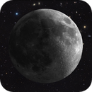 HDR Moon composition,                                Manel Martín Folch