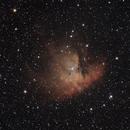 Pacman nebula,                                tango13
