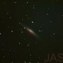 NGC2683_UFO Galaxy,                                Juan Antonio Sanchez Jasp