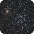 M35 and NGC2158,                                Gabe Shaughnessy