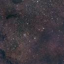 M24 Sagittarius Starfield and Friends,                                starfield