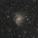 Fireworks Galaxy,                                Garrett Hubing