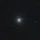 Globular Cluster Messier 3 in Canes Venatici,                                Patrick Duis