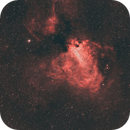 Omega Nebula with QHY168C,                                Ray's Astrophotography