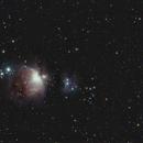 M42 - Orion Nebula,                                Mark Hudson