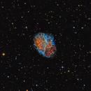 M1 Crab Nebula,                                Tolga