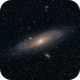Andromedagalaxie,                                Patrick Vogel Fot...