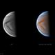 Venus -  22 March 2020 -  52% illumination,                                Łukasz Sujka