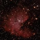 Pacman Nebula,                                rkayakr