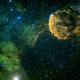 Jellyfish Nebula/IC443,                                John Kroon