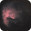 NGC281,                                Станция Албирео