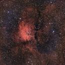The NGC6823,                                Nikolaos Karamitsos