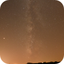 Mikly Way and Mars from Corolla, NC on August 15, 2018,                                JDJ