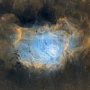 Messier 8 - Laguna Nebula,                                Régis Le Bihan