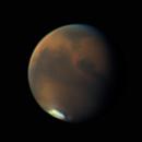 Mars this morning 19.08.2020,                                Uwe Meiling