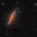 M82 & SN2014J,                                Miguel Angel Garc...