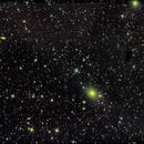 Virgo-Coma Galaxy Cluster,                                Tom Robbe