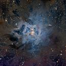 Iris Nebula (NGC 7023),                                KuriousGeorge