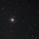 Messier 10 in Ophiuchus,                                Gustavo Sánchez