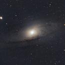 Andromeda Galaxy (M31),                                Gregg