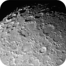 Clavius and Tycho in Green Light,                                Seldom