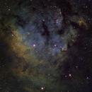 NGC7822,                                Gabe Shaughnessy