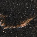 NGC 6992 Une Dentelle du Cygne,                                Roger Bertuli