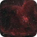 Heart Nebula - Melotte 15 Ha,                                Jirair Afarian