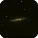 Messier 82,                                Lauri Kangas