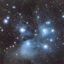 M45 Pleiadi,                                Andrea Marinelli