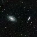 M81 and M82,                                pterodattilo