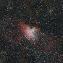 Eagle Nebula DSLR,                                Bradley Hargrave