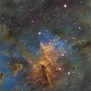 Melotte 15 in IC1805,                                seasonzhang813