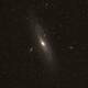 Andromeda (M31),                                Stella Femina