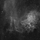 IC 405 Flaming Star,                                Ruben Jorksveld