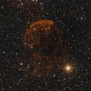 IC 443,                                fanthomas
