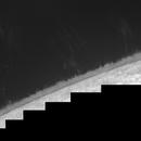 Sun today Solar Truss Refractor 228mm/F8  Daystar Quark Chomospere Version (7800mm focal length),                                Alessandro Bianconi