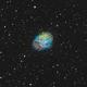 Messier 1 - Crab Nebula SHO with RGB stars,                                regis83