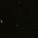 M64 black eye galaxy,                                Meshal Almutairi