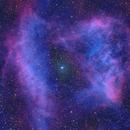 SH2-22 - The Butterfly Nebula,                                Andy 01