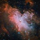 M16, Eagle Nebula,                                tjm8874