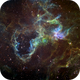 NGC2081 in LMC,                                John Ebersole