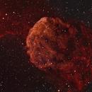 IC443 Jellyfish Nebula RGB+Ha,                                Göran Nilsson