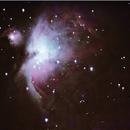 Orion Nebula (M42),                                Dylan Woodbrey
