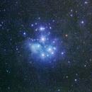 M45 - The Pleiades,                                will