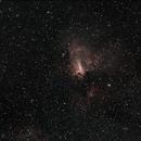 Omega Nebula,                                Nacho Mas